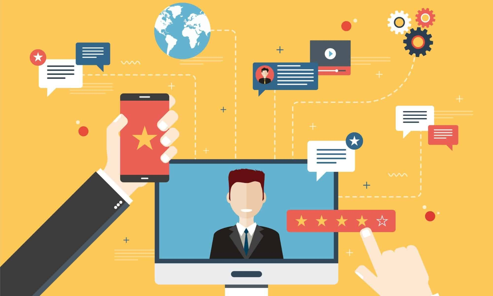 тренды управление репутацией в интернете